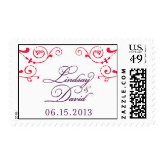 Adams stamp