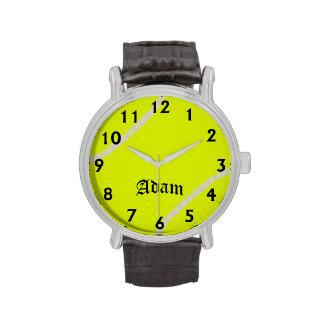 Adam's Tennis Time Wristwatch