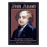 Adams -Tripoli Card