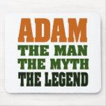 ¡Adán - el hombre, el mito, la leyenda! Tapetes De Raton