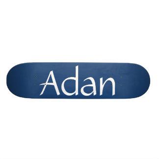 Adan Name Skateboard