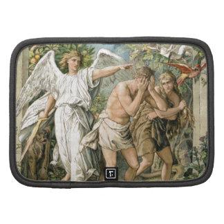 Adán y Eva echados fuera de paraíso Organizadores