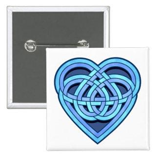 Adanvdo Heartknot Square Button