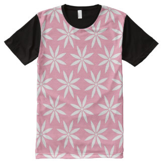 Adaptable Believe Supporting Welcome All-Over Print T-shirt