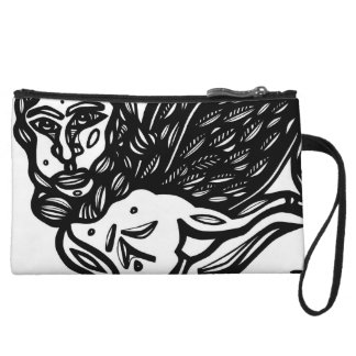 Adaptable Grin Refined Rational Wristlet