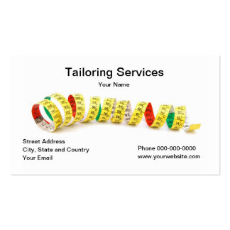 Adaptación de la tarjeta de visita de servicios