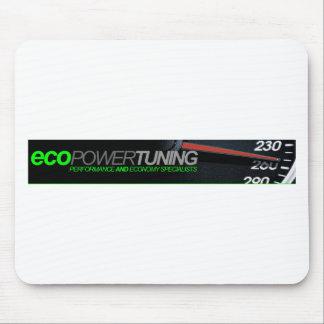 Adaptación del poder de Eco Tapete De Ratones