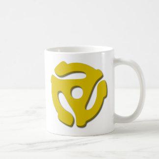 Adaptador de registro 45 taza de café