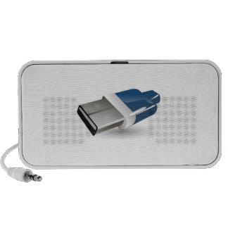 Adaptador de USB del ordenador Mini Altavoz