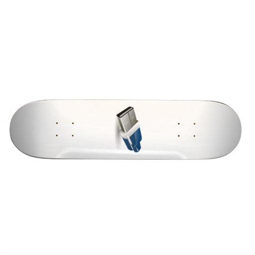 Adaptador de USB del ordenador Patines Personalizados