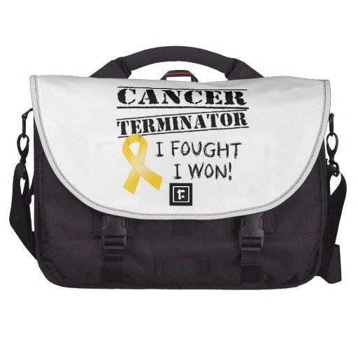 Adaptador del cáncer de la niñez bolsa para ordenador
