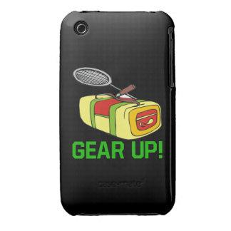 Adapte para arriba Case-Mate iPhone 3 fundas