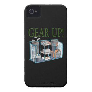 Adapte para arriba Case-Mate iPhone 4 cobertura