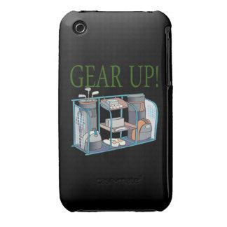 Adapte para arriba iPhone 3 carcasa