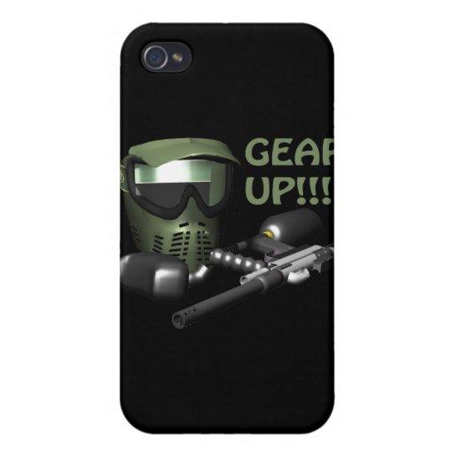 Adapte para arriba iPhone 4/4S carcasa