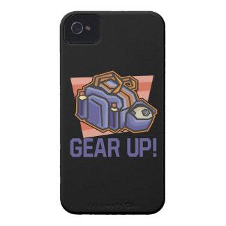 Adapte para arriba iPhone 4 Case-Mate funda