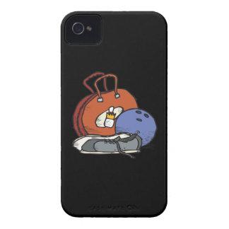 Adapte para arriba iPhone 4 Case-Mate protector