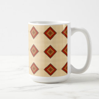 Adapted woodworking design coffee mug