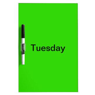 Adaptive Living Color Coded Calendar Visual Tools Dry Erase Board