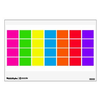 Adaptive Living Color Coded Calendar Visual Tools Wall Decal