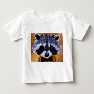 adaptP1030977raccoon8x10.jpg Baby T-Shirt