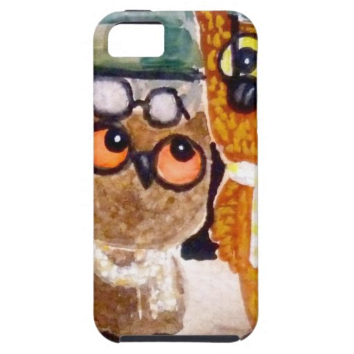 adaptP1040006owl4Crop8x10.jpg iPhone 5 Case