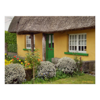 Adare Gate Cottage Print or Poster