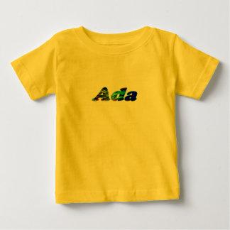 Ada's t-shirt