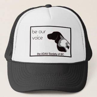 ADAV - Design by Beth Trucker Hat