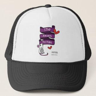 adav society - trucker hat