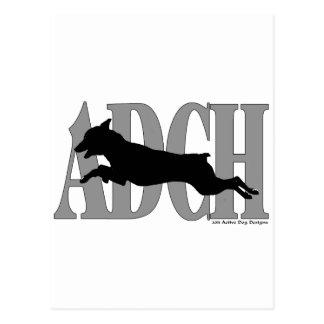 ADCH MinPin Postcard