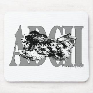 ADCH Shihtzu Mouse Pad