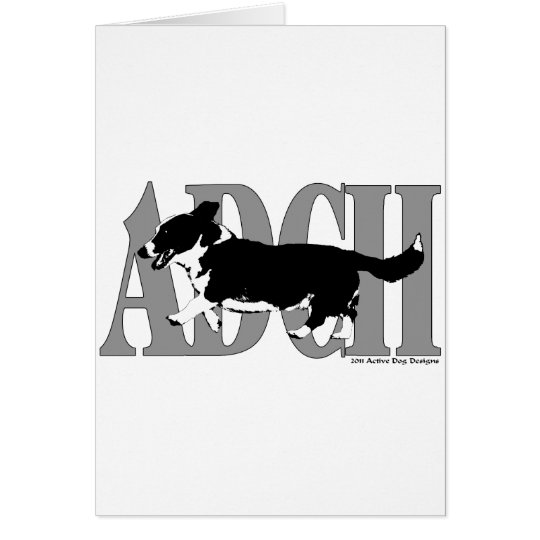 ADCHCardie Card