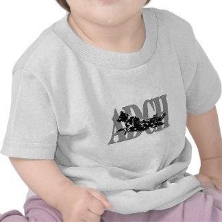 ADCHGolden2 Camisetas