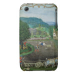 Add 18855 October: ploughing and sowing, from a Bo iPhone 3 Case-Mate Cases