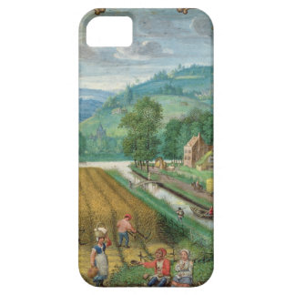 Add 18855 September: harvesting, ploughing and sow iPhone SE/5/5s Case