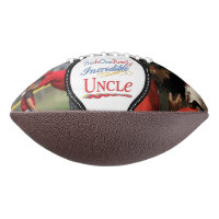 ADD 2 PHOTOS - One Really Incredible Uncle Gift Football