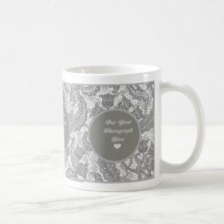 ADD 3 OF YOUR OWN PHOTOS COFFEE MUG