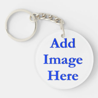 Add A Image or two Keychain