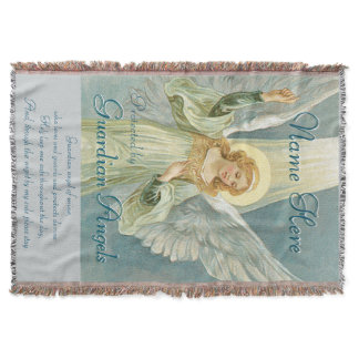 Add a Name | Guardian Angel Blanket