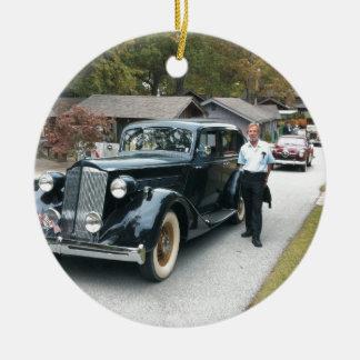 add a photo ceramic ornament