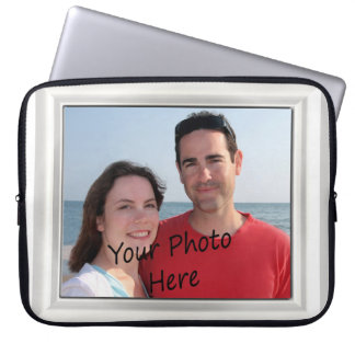 Add A Photo Create Your Own Laptop Cover Sleeve Computer Sleeves