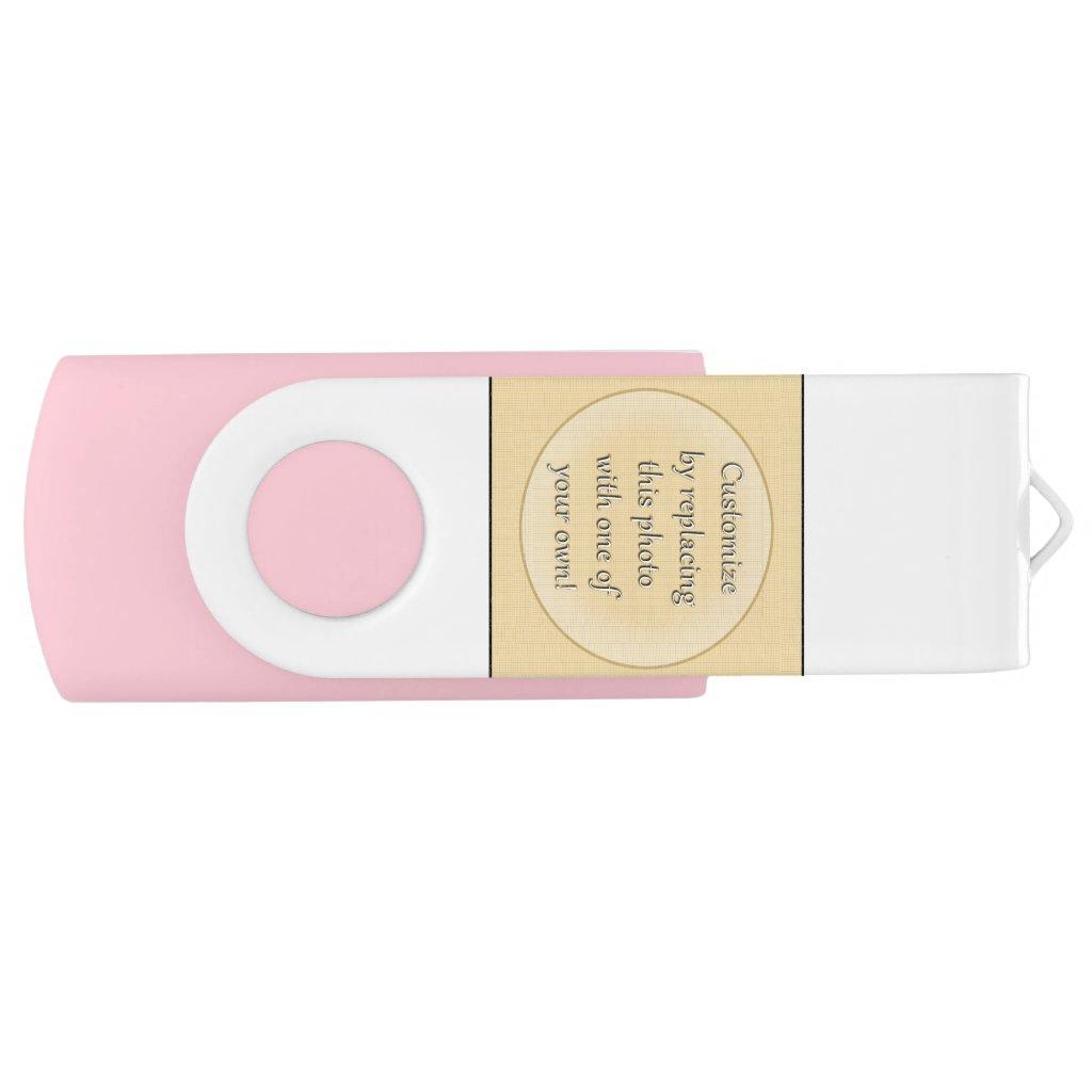 Add a Photo USB Flash Drive