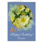 Add Age/Occasion/Relation Primroses Cards