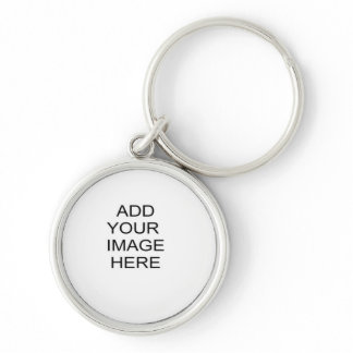 Add An Image or Photo Keychain