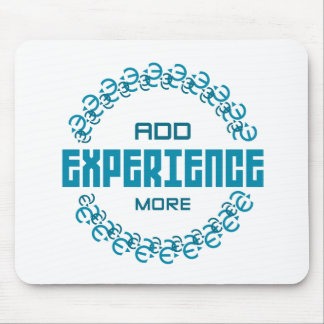 add experience more mouse pad