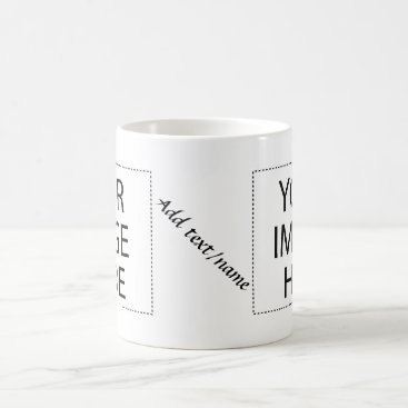 artistjandavies Add image and/or text to products coffee mug