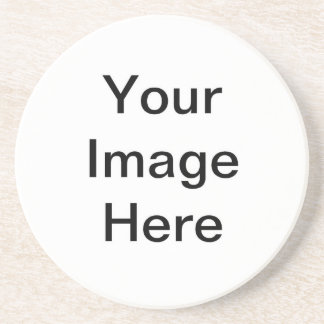 Add Image Text Logo Here Make Your Own Cool Design Beverage Coaster