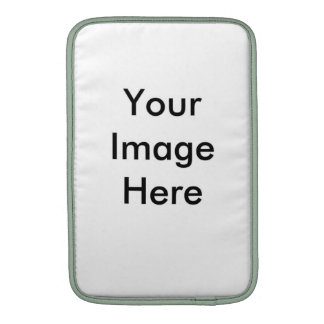 Add Image Text Logo Here Make Your Own Cool Design MacBook Air Sleeves