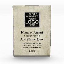 b6953b7e Add Logo and Custom Information for Presentation Award